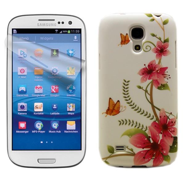 Schutzhuelle-Huelle-Case-Cover-Schale-Muster-Tasche-Etui-fuer-Samsung-Galaxy-Handys