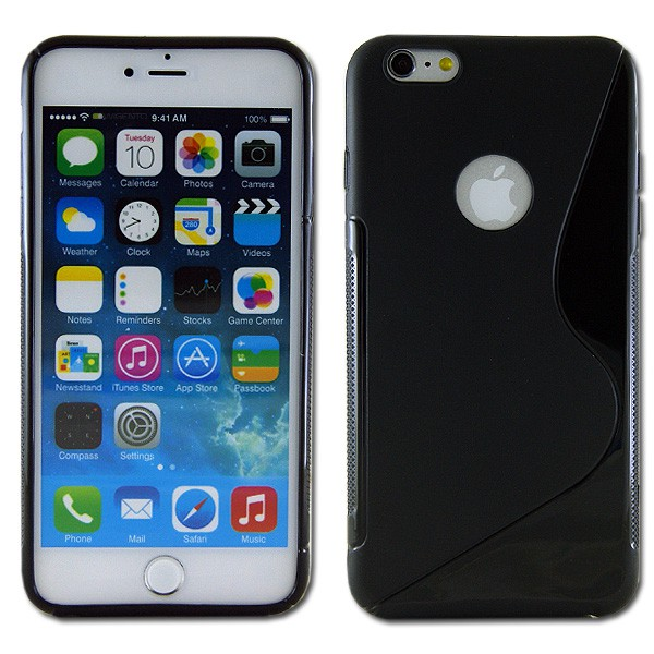 silikonh lle bull eye s line f r verschiedene apple iphone modelle h lle case ebay. Black Bedroom Furniture Sets. Home Design Ideas