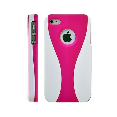 Backcover-Luxus-Design-Zubehoer-Case-fuer-Apple-iPhone-4-4s-Displayschutzfolie